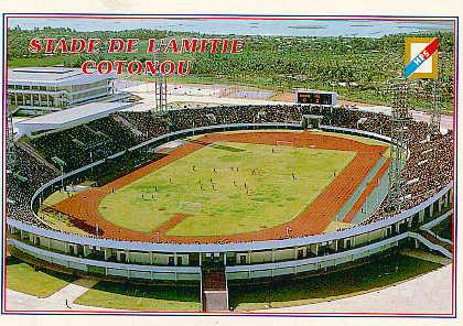 Le stade de l'amitie de Kouhounou